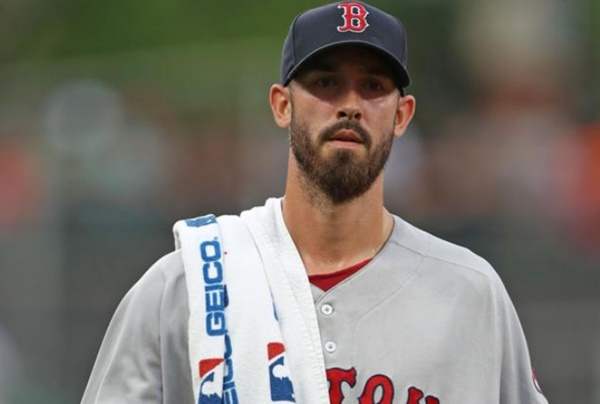 Red Sox Pitcher Rick Porcello Does Naked Cannonball