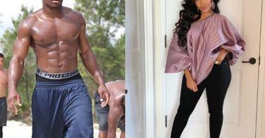 Khalil Mack LEAVES Angela Simmons For Ex GF