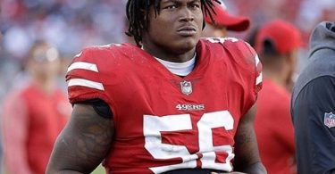 Redskins Signs Reuben Foster Following 2nd Domestic Violence Claim