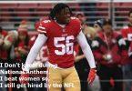Why 49ers GM John Lynch FIRED Reuben Foster