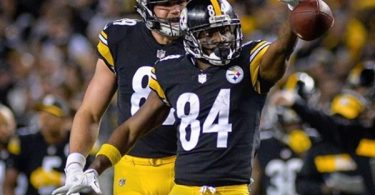 The Truth Why Antonio Brown was Benched