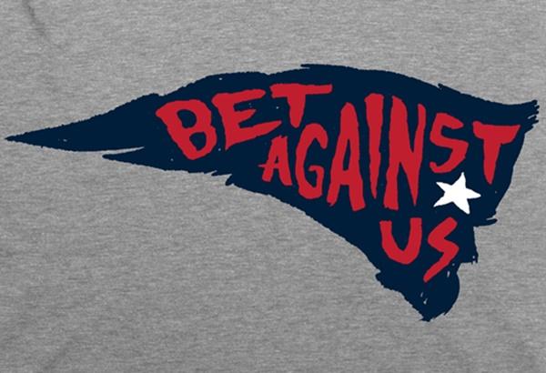 "Patriots WR Julian Edelman Urging Fans to ""Bet Against Us"""