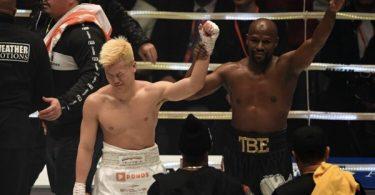 Floyd Mayweather Destroys Youngster Nasukawa