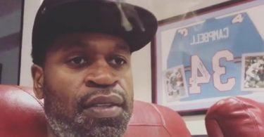 "Former NBA player Stephen Jackson Calls Darryl Strawberry a ""Coke Head"""