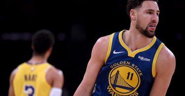 Klay Thompson Possibly Heading To Lakers Next Season