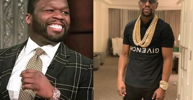 Floyd Mayweather BLASTS Diddy; 50 Cent FIRES Back