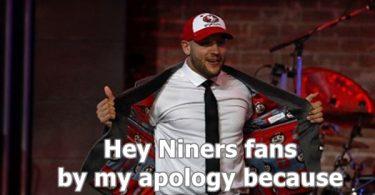 Are We Buying Nick Bosa's Apology to Kaepernick