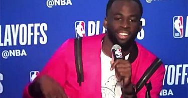 Draymond Green Ain't Trying to Hear Nothing on James Harden