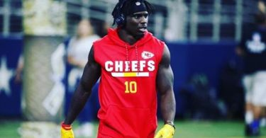 Tyreek Hill May Be Placed on Commissioner's Exempt List