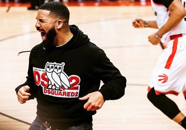 Drake Sends Prayers to Kevin Durant Following Injury