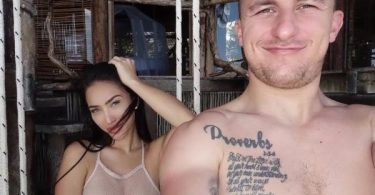 Bre Tiesi and Johnny Manziel Relationship Non-Existent