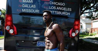 NFL BITES: Antonio Brown Brick Workout; Tyreek Hill Uphill Run Video
