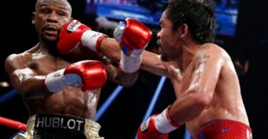 Manny Pacquiao Baits Floyd Mayweather For Possible Rematch