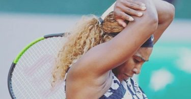 Serena Williams Loses to Simona Halep of Romania
