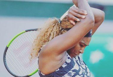 Serena Williams Loses to Simona Halep of Romania