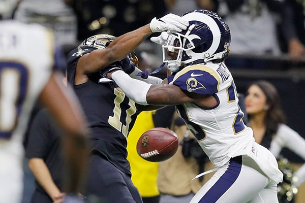 Goodell, NFC Refs To Face Questions on No-Call