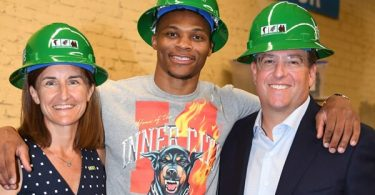Russell Westbrook Starts Initiative For At-Risk Youth