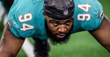 Dolphins Christian Wilkins EJECTED + Penalized