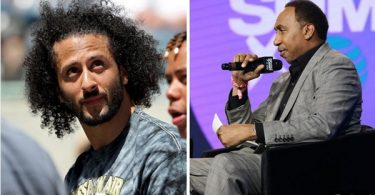 Stephen A. Smith Says Colin Kaepernick 'Needs to Shut Up' To Get NFL Job