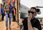 Dwayne 'The Rock' Johnson UNFAZED By Nate Diaz Threat