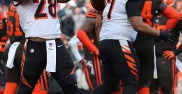 Bengals Joe Mixon Apologizes For Hitting Ref With Helmet