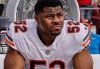 Bears Khalil Mack Handles The Press His Way