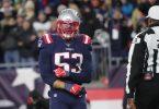 Patriots Kyle Van Noy Felt Sunday's Booing Was 'Disrespectful'