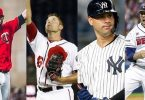 MLB TRADES: Martin Perez; Josh Lindblom; Austin Romine; Blake Treinen