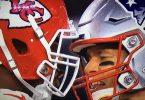 Tom Brady + Chris Jones Trash Talking Caught on Video