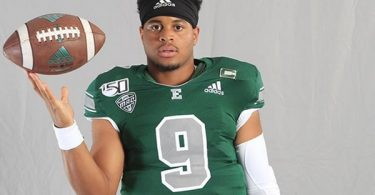 Eastern Michigan QB Mike Glass III EJECTED for Throwing Punches