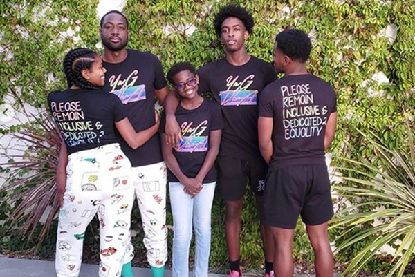 Dwyane Wade Says Daughter Zaya Knew She Was Transgender At 3