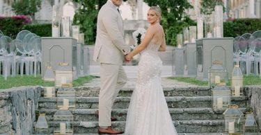 Houston Texans' DE JJ Watt Marries Kealia Ohai