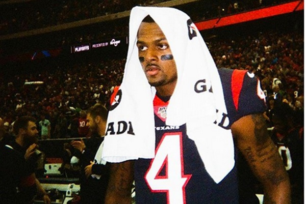 Houston Texans QB Deshaun Watson Fueling Trade Rumors