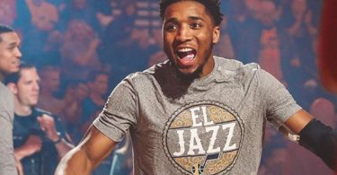 Jazz star Donovan Mitchell Tests Positive For COVID-19
