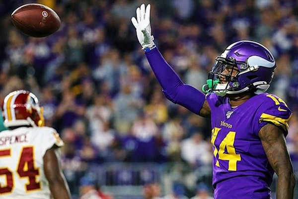 Stefon Diggs Issues Thank You To Vikings Fans