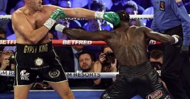 Deontay Wilder Officially Demands Tyson Fury Trilogy Fight