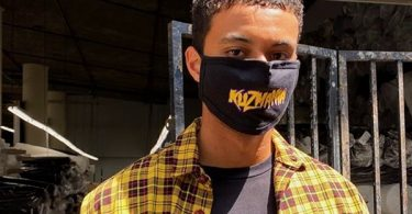 Lakers' Kyle Kuzma Shows Off His Cinco de Mayo Quarantine Mustach