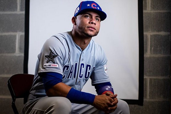 Willson Contreras Caught Liking Transgender Woman Photo