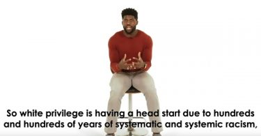 Emmanuel Acho Educates White People With Uncomfortable Conversation
