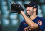 Astros Ace Justin Verlander Out For Season