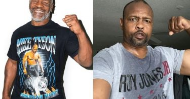 Mike Tyson to Fight Roy Jones Jr.