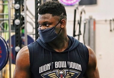 Zion Williamson Re-Enters NBA Bubble; Quarantine Begins