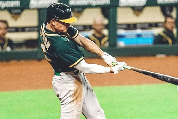 Oakland A's Release Statement One Positive COVID Test
