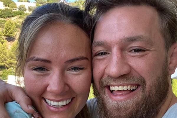Conor McGregor Proposed to Longtime Girlfriend Dee Devlin