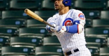 "Willson Contreras Has ""Zero Regrets"" for Bat Flip"