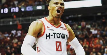 "Rockets Russell Westbrook ""I Own My Mistakes"""