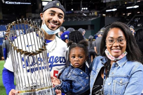 Congratulations Dodger Win Word Series After 32 Years