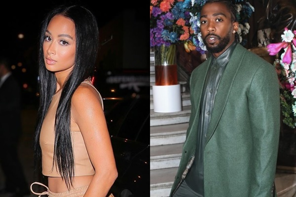 Draya Michele + Tyrod Taylor Officially Dating