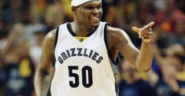 "Zach Randolph Headed For Divorce After ""Hoe"" Tweet"