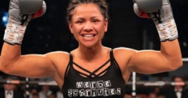 Boxing Champ Viviane Obenauf Suspected of Murdering Husband